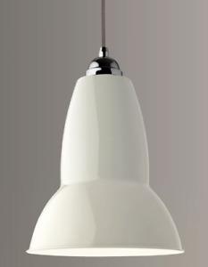Anglepoise Original 1227 Midi Pendant 23cm _ LINEN WHITE RRP £115