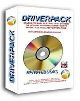 PC & LAPTOP Driver Pack For Windows XP/Vista/7/8/8.1/10 Install & Update DVD UK