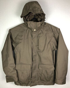 Quiksilver Squadron Snowboarding Jacket No. 70 Medium 5k Waterproof Shell Only