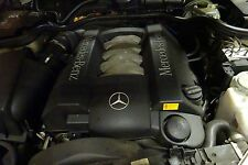 ENGINE 1999 MERCEDES E430 4.3L MOTOR WITH 88,113 MILES
