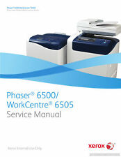 Xerox Phaser 6500/WC6505 Printer Service Manual