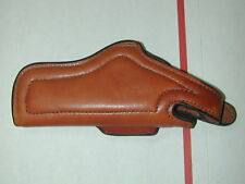 Leather Holster Bianchi #16 for Medium Large Frame Revolver