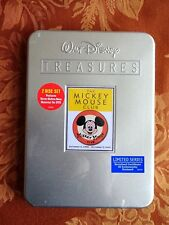 The Mickey Mouse Club: October 3 - 7 1955 (DVD, 2004, 2-Disc Set) SEALED NEW