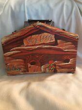Vintage Troll House Vinyl Case