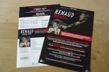 RENAUD - ALBUM 2016 - RARE PLAN MEDIA!!!!!!!!!!!!!!!!!!!!!!!!!!