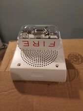 New Listingwheelock White Fire Alarm Et70wp 24177c Fw