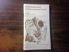 Cavity-Nesting Birds of North American Forest Paperback 1977