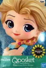 Q posket Disney Characters Frozen Fever Design Normal Color Elsa / Qposket