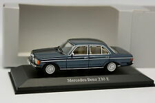 Minichamps 1/43 - Mercedes 230 E W123 Azul