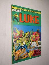 Gli Albi dei Super Eroi 29 / LUKE 3 -Attenti a Black Mariah - Corno 1974 EDICOLA