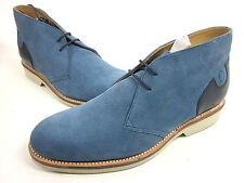 OLIVER SWEENEY, MELTON BOOT, MENS, BLUE, US 10M, UK 9, NEW WITHOUT THE BOX