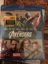 Marvel The Avengers (Blu Ray + Digital ) NEW