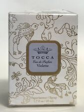 TOCCA VIOLETTE Perfume 50ml 1.7oz EDT, Anthropologie Brand Parisienne Violet