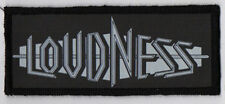LOUDNESS PATCH / SPEED-THRASH-BLACK-DEATH METAL
