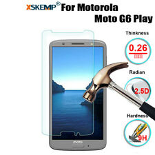 Tempered Glass Screen Protector Protection Film For Motorola Moto P30 / G7 / G6