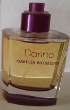 Daring by Isabella Rossellini  2.5 oz / 75 ml  Eau de Parfum EDP NO BOX