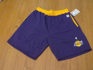 LA Lakers Shorts (VTG) - 1990s Long Shots by the Game - Mens XL (NWT)