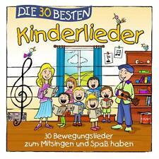 DIE 30 BESTEN KINDERLIEDER - Neu & cellophaniert!