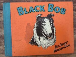 BLACK BOB - THE DANDY WONDER DOG