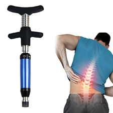 Spine Chiropractic Adjusting Tool Impulse Adjuster Therapy Spinal Activator Blue