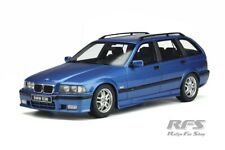 BMW E36 Touring 328I M Pack 1997 blau Estoril Blue 1:18 OttOmobile Otto 358