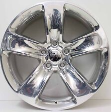 20 inch GENUINE JEEP GRAND CHEROKEE SRT 2014 MODEL FORGED POLISHED ALLOY WHEELS