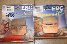 KAWASAKI z1000 J R MKII EBC Pastiglie dei freni sinterizzati in metallo vo