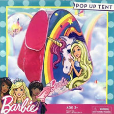 Barbie Child Size Pop Up Tent - NEW