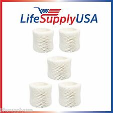 5 Pack Humidifier Replacement HAC-504 Filter for Honeywell HAC-504AW Filter A -