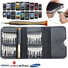 29 en 1 téléphone portable réparation outil kit tournevis set pour iphone 4 5 6 ipad ipod