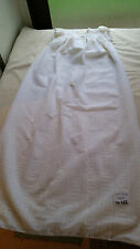 Baby's White Christening Dress Mothercare 18lb's