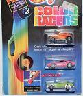 HOT WHEELS 1987 COLOR RACERS BAJA BUG FERRARI 308 CORVETTE W+