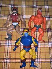 MOTU Masters of the Universe Syklone Beastman Zodac Lot Figure Mattel He-Man