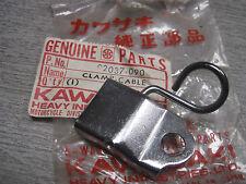 KAWASAKI NOS CABLE CLAMP Z1 Z900 Z1000 Z750 KZ1000 KZ900 KZ750 Z400 92037-090