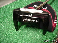 Nice Ping Scottsdale Pickemup B Belly Putter Black Dot 43 inch