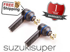 2 Steering Rack Outer Tie Rod End Kit Toyota Hilux Surf 2005-2009 Quality Set