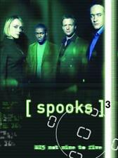 Spooks - Series 3 - Complete (DVD, 2005, 5-Disc Set, Box Set)