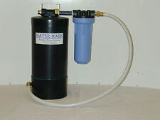 Portable Boat & RV Water Softener - Black