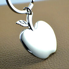 Apple Keychain Creative Fashion Romantic Gift Key Chain Ring Keyring Keyfob