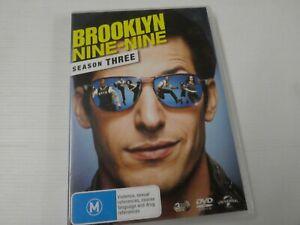 Brooklyn Nine-Nine : Season 3 (DVD, Region 4) BB5
