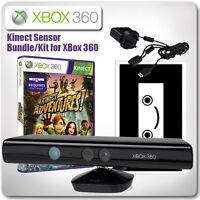 XBox 360 Kinect Sensor Bundle - with Kinect Adventures (Like Brand New)