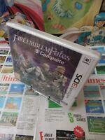 Nintendo 3DS:Fire Emblem Fates - Conquête [TOP RPG & 1ERE EDITION] Fr