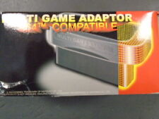 N64 64 Multi Game Adapter Converter Europe Japan USA PAL NTSC All systems