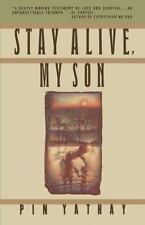 Stay Alive, My Son: By Yathay, Pin
