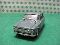 ALFA ROMEO  GIULIA  1600 Ti Guardia di Finanza 1969  - 1/43 Progetto K 006  MIB
