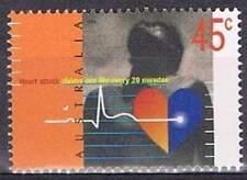Australie 1998  Heart health   postfris/mnh