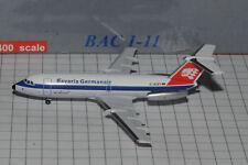 Aeroclassics 1/400 BAC 1-11 BAVARIA Germanair D-Aisy