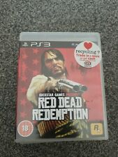 Red Dead Redemption - Playstation 3 game (PS3) Complete