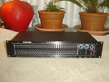 Klark Teknik Dn 300, 30 Band Graphic Equalizer, Eq High & Low Pass, Vintage Rack
