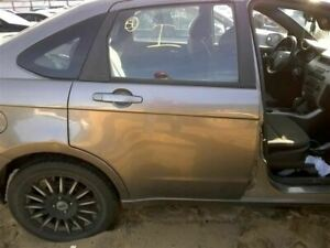 Passenger Rear Side Door Sedan Electric Window Fits 08-11 FOCUS 337139